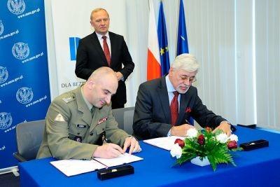 Zakończenie negocjacji nad Zintegrowanym Indywidualnym Systemem Walki kr. TYTAN